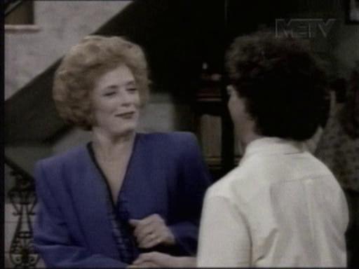 Larry meets Olivia