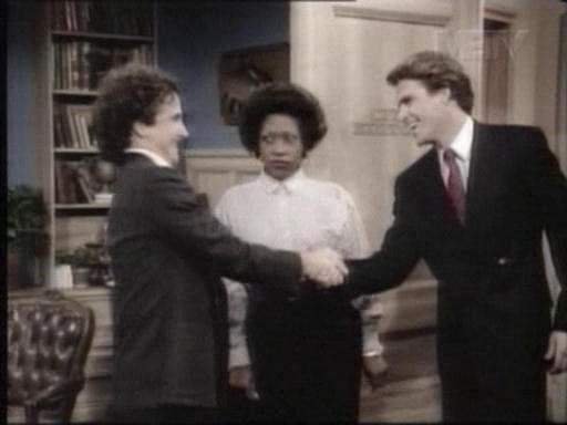 Image result for perfect strangers -- harriette
